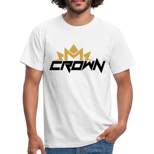 crown neu - Männer T-Shirt