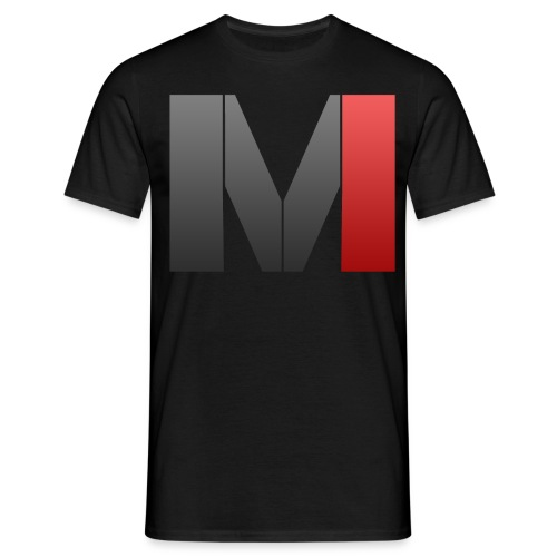 MrGank LOGO - Men's T-Shirt