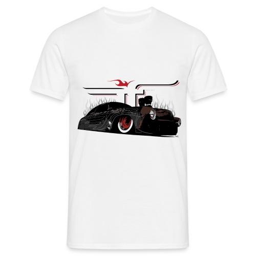 RatFace png - Männer T-Shirt