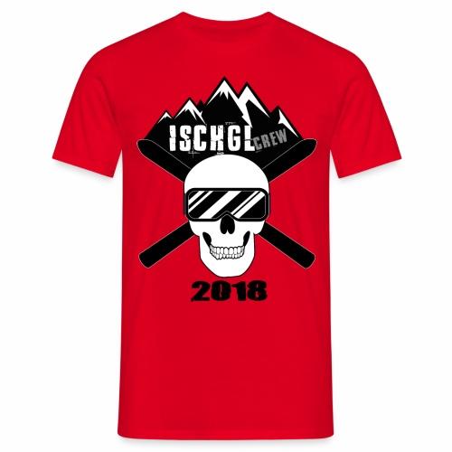 ischgl_crew_2018 - Männer T-Shirt