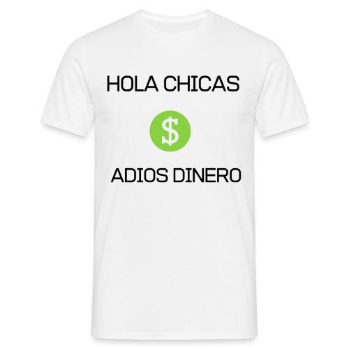 HOLA CHICAS - T-shirt herr