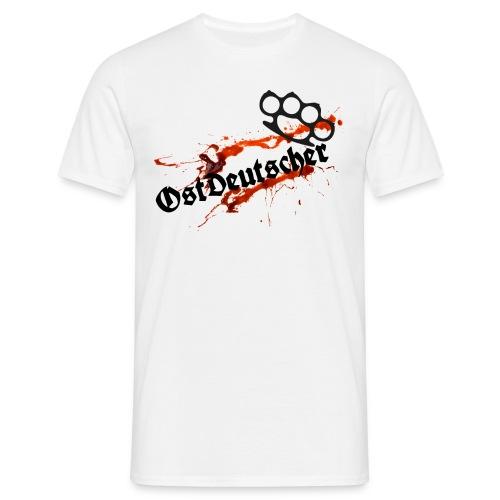 OstDeutscher - Männer T-Shirt