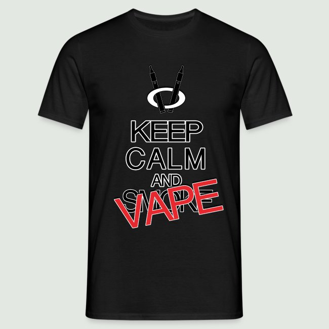 keep calm and vape