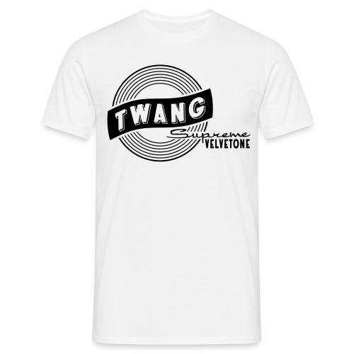 Velvetone Twang Supreme #3 - Männer T-Shirt