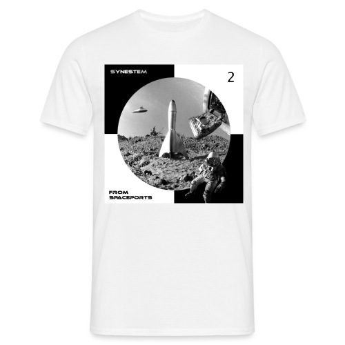 from spaceports - Männer T-Shirt