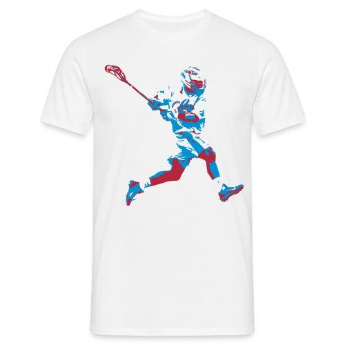 LAX Shooter - Männer T-Shirt
