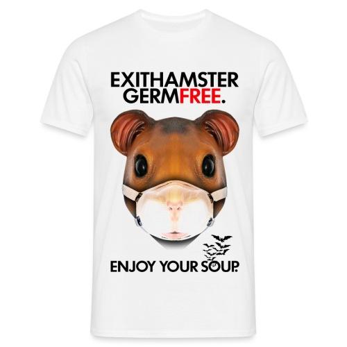 THE CORONA EXIT - Men's T-Shirt