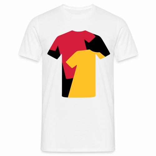 T-Shirts im T-Shirt - Männer T-Shirt