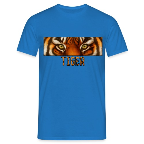Tiger png - T-shirt Homme
