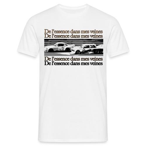 DLEDMV - Vintagerace#1 - T-shirt Homme