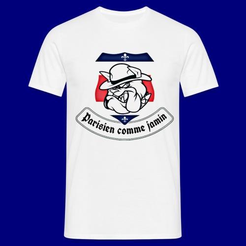 Parisien comme jamin - T-shirt Homme