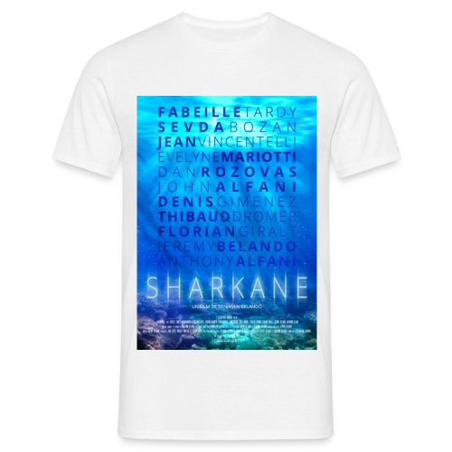 sharkane - T-shirt Homme