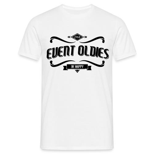 logo_nachgezeichnet - Männer T-Shirt