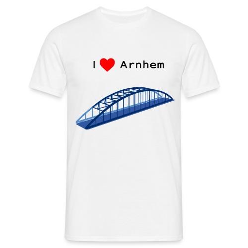 Arnhem, John Frostbrug - Mannen T-shirt
