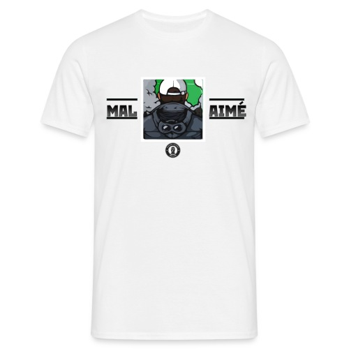 CRAPULES LOGO - T-shirt Homme