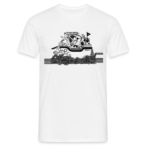 Emanuelle T-Shirt (Frauen) - Männer T-Shirt
