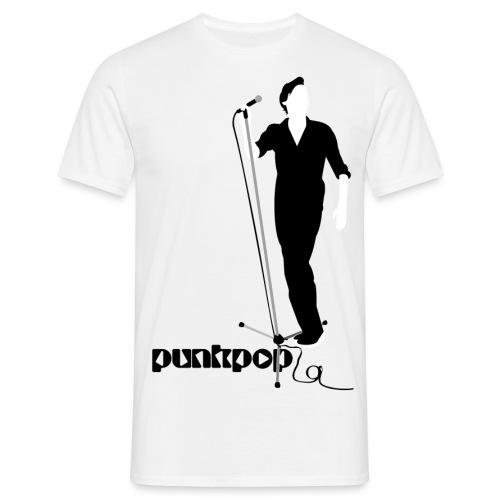 Beautiful Suede PunkPop - Maglietta da uomo