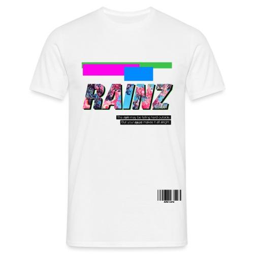 rainz png - Männer T-Shirt