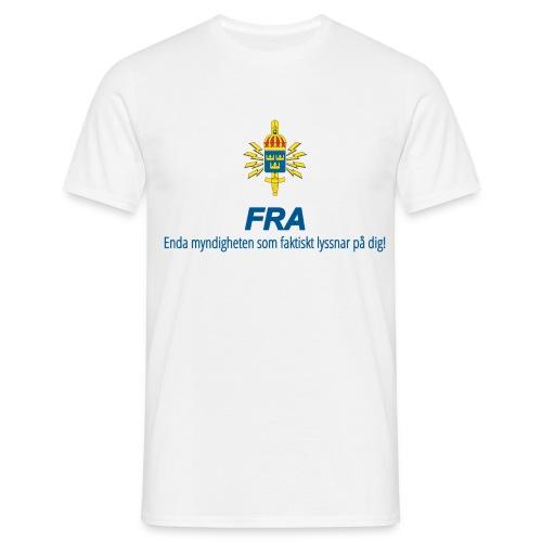FRA png - T-shirt herr