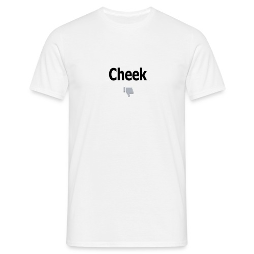 cheek sucks png - Men's T-Shirt