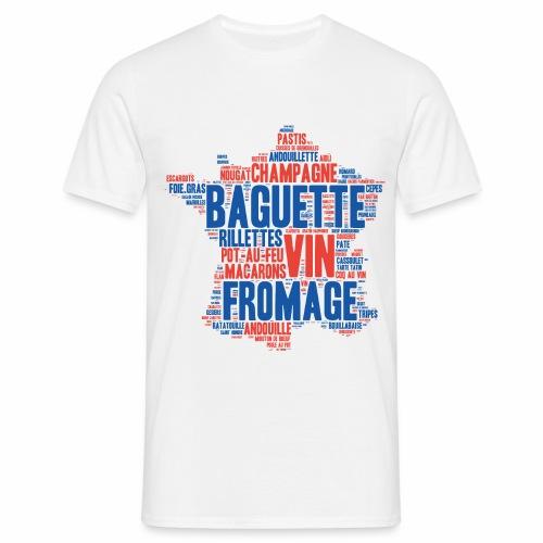 France 2 couleurs - T-shirt Homme