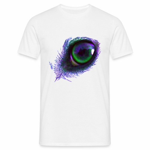evolution sign freigestellt - Männer T-Shirt