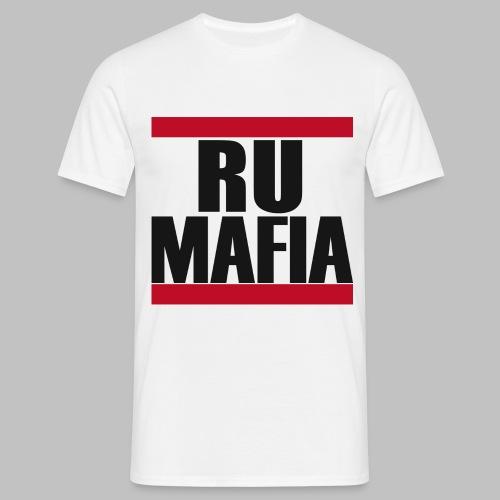 RU MAFIA Weiß png - Männer T-Shirt