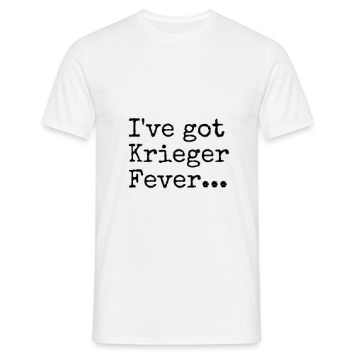 Krieger Fever Black - Men's T-Shirt