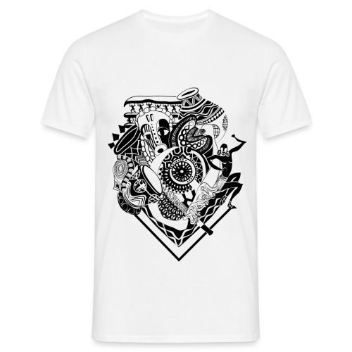 afrocentrique - Men's T-Shirt