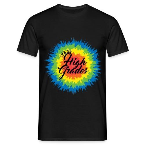 Hightades logo png - Men's T-Shirt