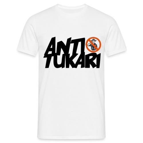 Anti Tukari - Miesten t-paita