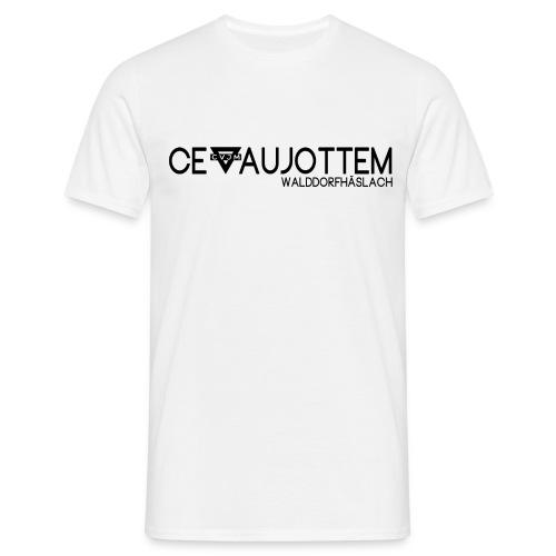 motiv1 black png - Männer T-Shirt