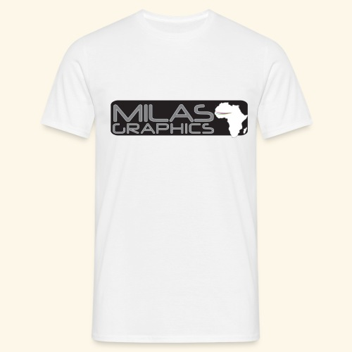 Milas Graphics Africa - T-shirt Homme