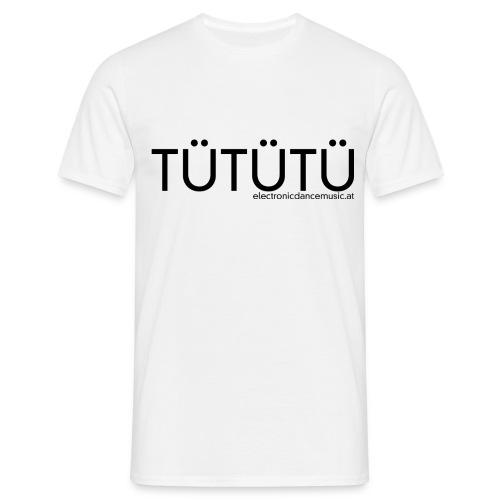 Tütütü EDM - Männer T-Shirt