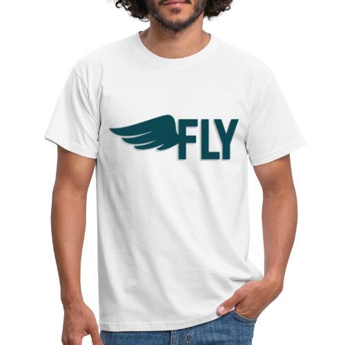 Fly! - Männer T-Shirt