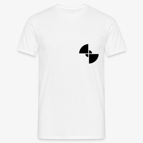 Rundasu Black - Männer T-Shirt