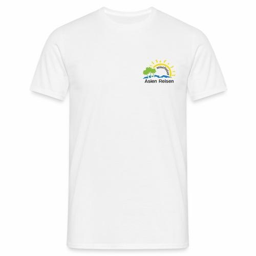 reisefieber Asien Reisen - Männer T-Shirt