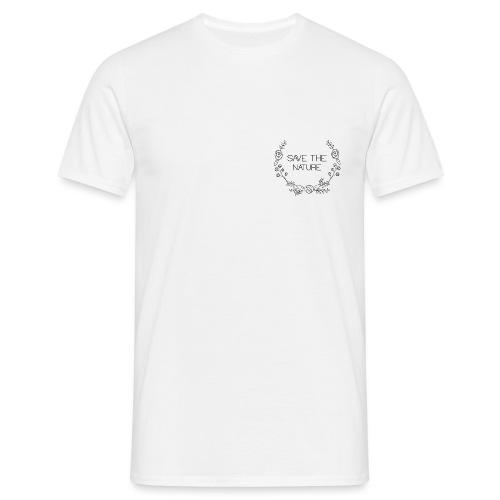Save the Nature - Männer T-Shirt