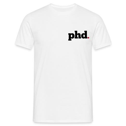 PHD LOGO 2015 - Men's T-Shirt
