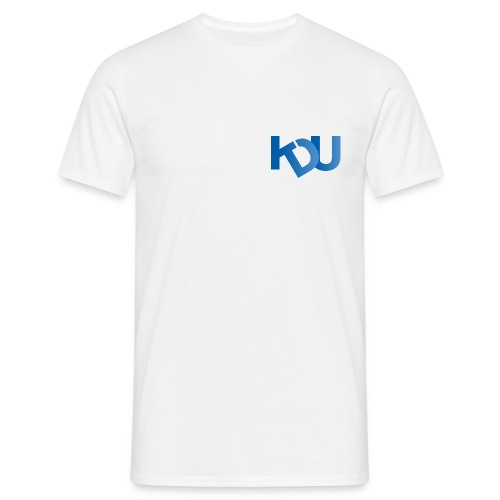 kdu gradient highres - T-shirt herr