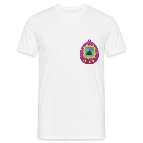 Tamagotchi Poo - Camiseta hombre