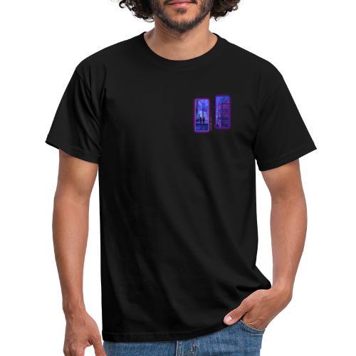 N-DER Cyber - T-shirt Homme