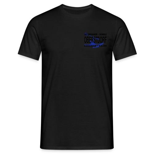 WWSO Logo Weis - Männer T-Shirt