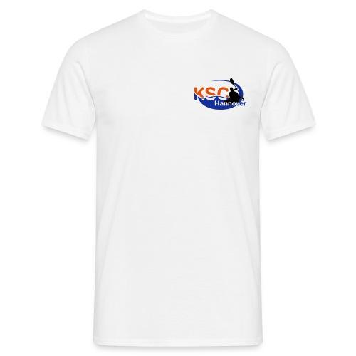 3farb pfade klein - Männer T-Shirt