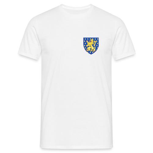 BlasonFrancheComté svg png - T-shirt Homme