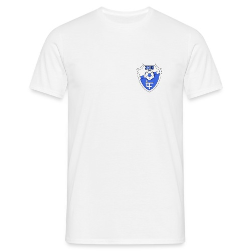 templateFinal trans png - Mannen T-shirt