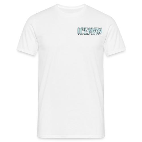 Iceman - Maglietta da uomo