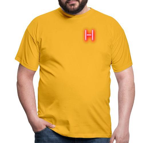 H Red Neon - Camiseta hombre