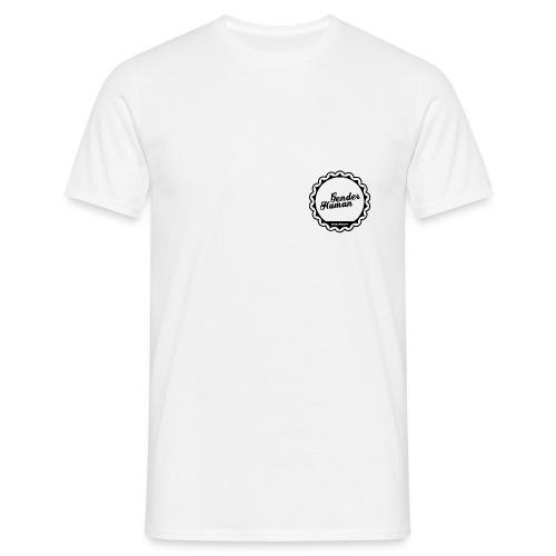 Gender Human - Männer T-Shirt