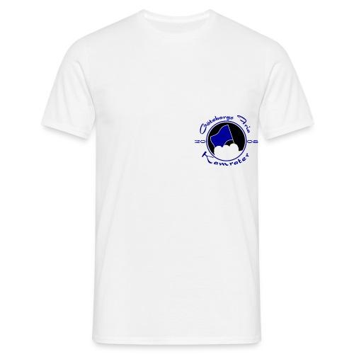 GFK logga - T-shirt herr